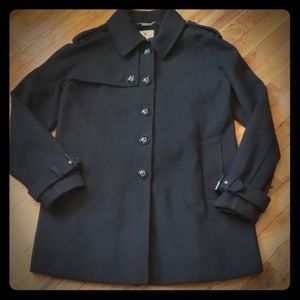 Black Coat By Worthington Size XL